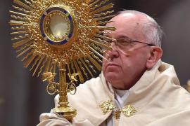 El Papa apela a la «unidad» para luchar  contra «las formas modernas de esclavitud»