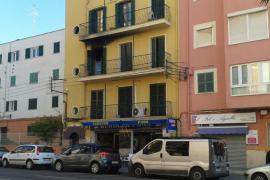 Herida leve una mujer en un incendio en Palma