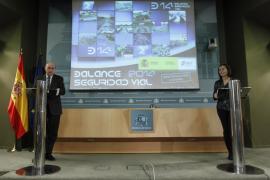 Las carreteras de Balears se cobraron 33 víctimas mortales en 2014