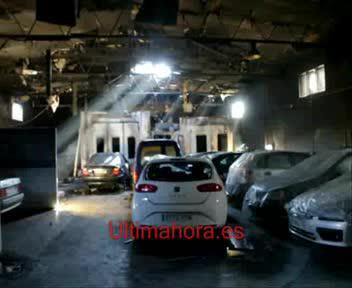 El incendio en la nave de un taller en Son Castelló fue a causa de un fallo eléctrico