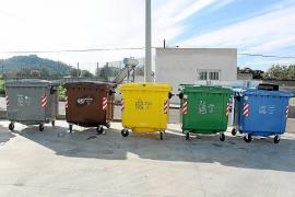 La recogida selectiva aumenta un 20% gracias a los nuevos contenedores