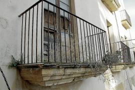 Las Torres del Temple de Palma, puertas abiertas a la degradación