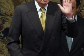 Don Juan Carlos cumple 77 años este lunes