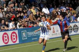 El Atlètic Balears comienza el año con un empate en Son Malferit