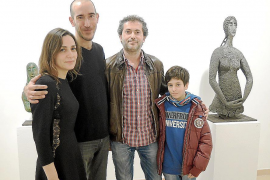 Antoni Miquel y Guillem Morro presentan su obra en el Museu de Porreres