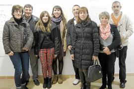 Exposición de Antoni Miquel y Guillem Morro