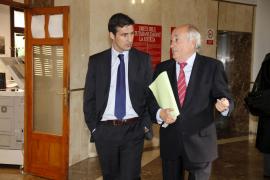 Un responsable de Sa Nostra reconoce que sus clientes tenían información privilegiada