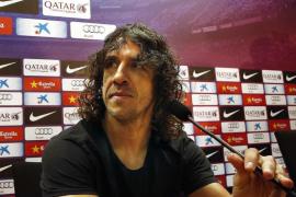 Puyol también deja el Barça
