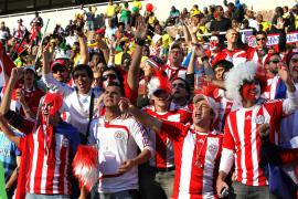 Paraguay vuelve a los octavos
