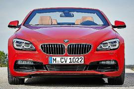 BMW introduce mejoras en la  nueva Serie 6