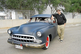 Chevrolet  Styleline de 1951