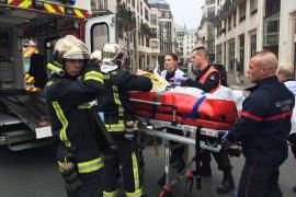 Un tiroteo contra el periódico satírico francés «Charlie Hebdo» causa al menos 12 muertos