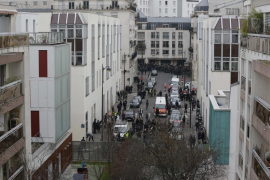 Atentado contra la revista 'Charlie Hebdo'
