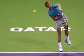 Nadal y Mónaco jugarán la final de dobles en Doha