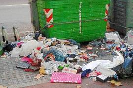 «Palma es un gran contenedor de basuras»