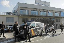 Refuerzo de la seguridad en Mallorca ante la alerta terrorista