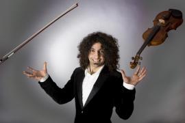 Ara Malikian recalará en Palma con un concierto solidario y «sorpresa»