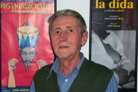 Fallece el actor y director Pere Caminals