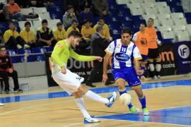 El Palma Futsal también sabe ganar sobre la bocina