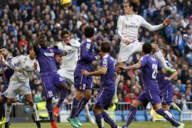 Bale cura las heridas del Real Madrid