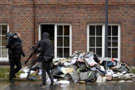 Atacada la sede de un periódico alemán que publicó las caricaturas de 'Charlie Hebdo'