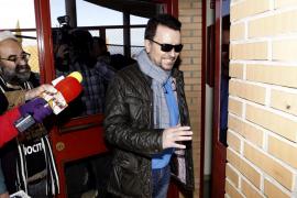 Ortega Cano vuelve a la cárcel de Zuera tras su primer permiso penitenciario