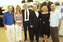 Uomo inaugura nueva tienda en la calle Tous Ferrer de Palma