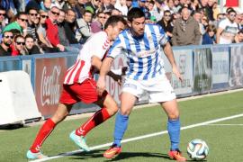 El Atlètic Balears no puede con el Huracán Valencia