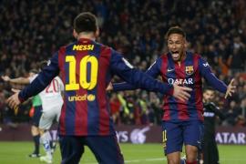 Un Barça que vuelve a creer en sí mismo gana al Atlético