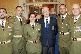 Pascua Militar en l'Almudaina
