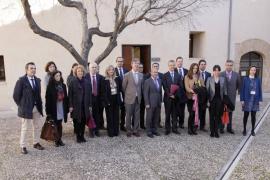 La Embajada de Francia y el Govern balear estrechan lazos