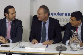 Bauzá afirma que la alternativa al PP en Balears es «la nada»
