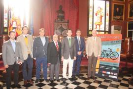 Cort anima a los ciudadanos a participar en la Diada Ciclista de Sant Sebastià