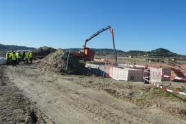 La remodelación de la depuradora de Sant Joan finalizará en mayo