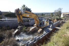Comienza la demolición de Ruberts