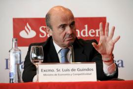 De Guindos niega a Balears un mejor trato fiscal y que se rebaje el IVA turístico