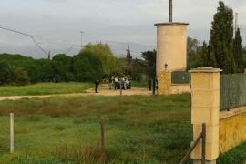 Desahuciado el clan gitano que ocupó el rancho La Paz de s'Aranjassa