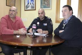 Sa Pobla contará con 45 efectivos para garantizar la seguridad en la 'revetla' de Sant Antoni