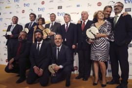 'La isla mínima' triunfa en los Premios  Forqué