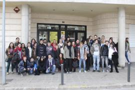 El fiscal pide 200 euros a una activista por desobediencia a la autoridad en Inca