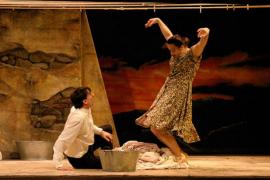 Danza, obras de creación y 'clown' en el Teatre del Mar