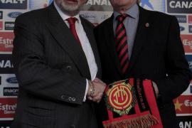 Monti Galmés, nuevo vicepresidente del Real Mallorca