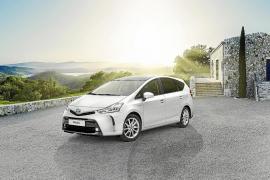 Toyota ya comercializa en España el nuevo Prius+