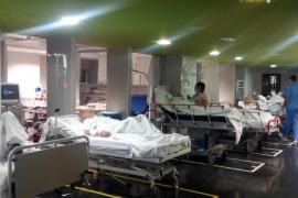 El sindicato de enfermería denuncia que persiste la saturación en Son Espases