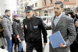 El testigo de la Fiscalía grabó en secreto al jefe de la Policía Local de Palma