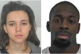 El terrorista que mató a cinco personas en  París estuvo el 1 de enero en Madrid con su mujer