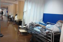 SATSE denuncia que por segundo día hay 11 camas cerradas en Son Llàtzer