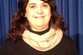 Maria Antònia Mulet, candidata del PSIB-PSOE a la alcaldía de Algaida
