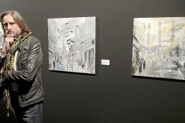 José Aranda expone 'Not Dark Yet' en el Espai Born del Solleric
