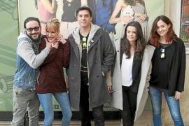 'La vida resuelta', una representación de la generación de insatisfechos e infelices, en el Auditòrium de Palma